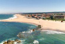 Praia de Mindelo em Vila do Conde reaberta a banhos depois de água atingir valores normais