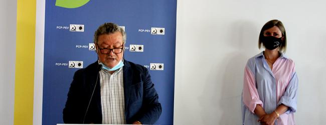 Candidato da CDU Miguel Lopes à Câmara de Famalicão quer a eleição de um vereador