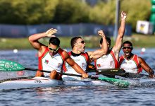 K4 500 metros confia poder dar alegria a Portugal na canoagem nos Jogos Olímpicos Tóquio2020