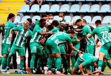 Rio Ave regressa à II Liga em Vila do Conde com goleada de 'mão cheia' à Académica de Coimbra