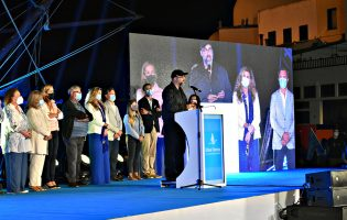 Valter Hugo Mãe é o mandatário para a Cultura de Elisa Ferraz à Câmara de Vila do Conde