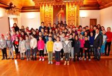 Centenas de crianças cantaram as Janeiras em Vila do Conde