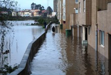 Cheias do rio Ave provocam inundações