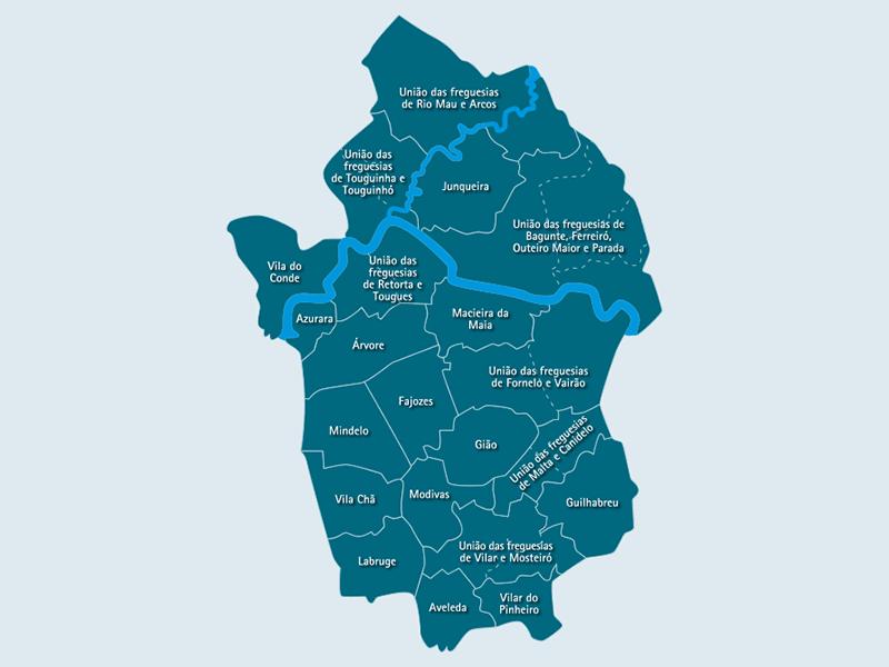 novo mapa de freguesias de portugal Governo de Portugal quer novo mapa de freguesias até 2021 • Jornal  novo mapa de freguesias de portugal