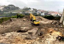 Vestígios arqueológicos encontrados junto ao Mosteiro de Santa Clara em Vila do Conde