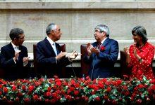 Celebrações do 25 de Abril na Assembleia da República sem uso obrigatório de máscara