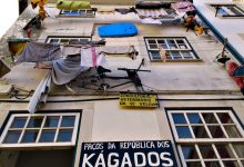 """Universitário da Póvoa de Varzim com """"vidinha tranquila"""" na República dos Kágados em Coimbra"""