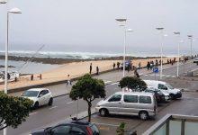 Veleiro sueco que saiu do Funchal encalhou em praia rochosa de Caxinas em Vila do Conde