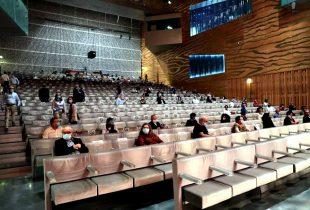 Casa da Música reabre com 176 pessoas em concerto e trabalhadores precários à porta
