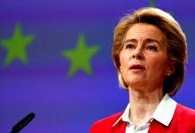 Ursula Von der Leyen defende salário mínimo para todos na Europa durante o debate da União