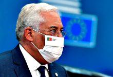 António Costa apela a que se fique em casa e defende que medidas de combate são mal menor