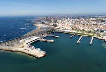 Docapesca conclui limpeza e remoção de resíduos da bacia do porto de pesca da Póvoa de Varzim
