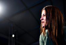 """Marisa Matias diz que """"é ao votar que mostramos o nosso orgulho na democracia e na liberdade"""""""