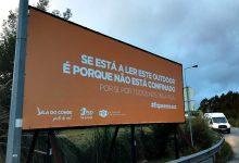 PSD de Vila do Conde usa cartazes políticos de rua para sensibilizar toda a população a ficar em casa