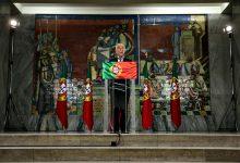 Presidente da República Marcelo Rebelo de Sousa reeleito com mais de 2.5 milhões de votos