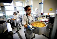 Escolas de Vila do Conde distribuem uma média de 20 refeições por dia aos alunos carenciados