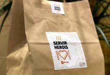 Iniciativa Servir Heróis leva refeições quentes aos profissionais dos hospitais de Norte a Sul do País