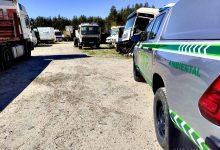 GNR regista 70 infrações durante uma fiscalização a operadores de gestão de resíduos no Porto