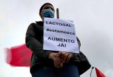 Trabalhadores da empresa de laticínios Lactogal de Vila do Conde reclamam aumentos salariais