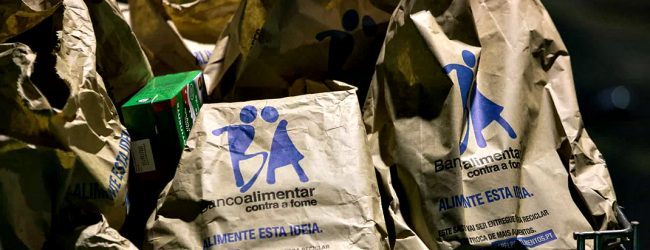Banco Alimentar do Porto recebe todos os dias pedidos de ajuda e envia alimentos para o distrito