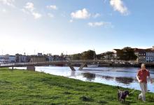 Conheça o projeto da nova ponte ciclopedonal sobre as margens do rio Ave em Vila do Conde
