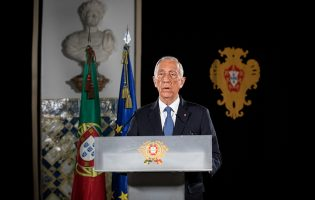 Marcelo Rebelo de Sousa aponta fim do Estado de Emergência como uma esperança mobilizadora