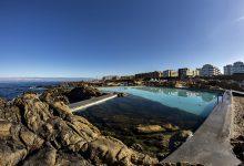 Piscina das Marés de Matosinhos reabre em maio para visitas após 2 anos de obras de reabilitação