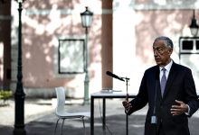 Presidente da República fala em nova primavera e pede a todos que evitem recuo na reabertura