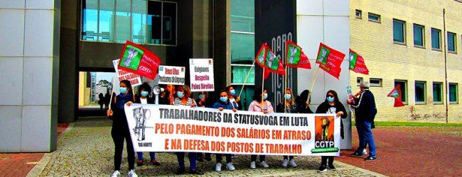 Trabalhadores de bares e cantinas do Instituto Politécnico do Porto exigem reintegração