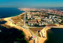 Vila do Conde é a terceira cidade portuguesa com a maior área de parques e jardins por pessoa