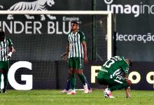 Arouca 'atropela' Rio Ave em jogo de 'play-off' e pode enviar clube de Vila do Conde para a II Liga