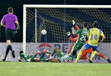 Arouca vence Rio Ave na primeira mão do 'play-off' por 3-0 e está mais perto de deixar a II Liga