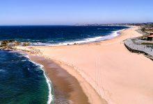 Praia de Mindelo é a que tem maior capacidade no concelho de Vila do Conde (2.400 pessoas)
