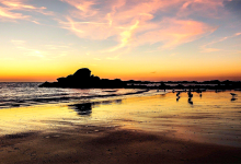 Vila do Conde tem 17.200 lugares nas praias, Póvoa de Varzim 22.200 e Matosinhos 27.500