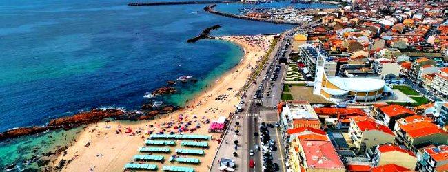 Vila do Conde tem bandeiras azuis nas praias