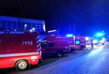 14 idosos hospitalizados em Barcelos, Famalicão e Póvoa de Varzim após incêndio em lar residencial