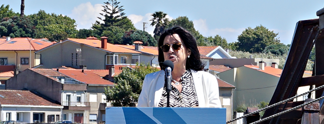 Elisa Ferraz prioriza questões sociais na recandidatura à Câmara de Vila do Conde