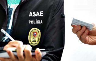 ASAE instaura 38 processos de contraordenação a restaurantes e bares em 8 concelhos portugueses