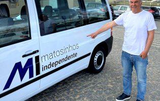 Candidato independente Joaquim Jorge formaliza candidatura à Câmara Municipal de Matosinhos