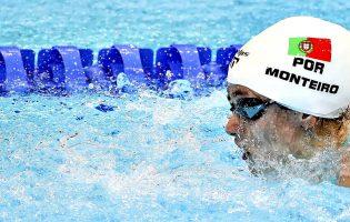 """Nadadora vilacondense Ana Catarina Monteiro orgulhosa apesar de a final ter ficado """"ao lado"""""""