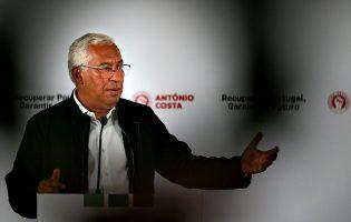 Secretário-geral do PS António Costa apresenta candidatos ao distrito do Porto em Vila do Conde