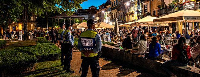 Empresários da noite do Porto preocupados com falta de segurança pedem mais Polícia nas ruas