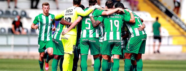 Rio Ave recebe em Vila do Conde Vilafranquense e vence jogo com uma reviravolta após o intervalo