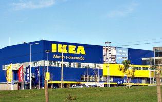 Vendas da Ikea Portugal sobem 5% para 462M€ no ano fiscal terminado agora em agosto de 2021